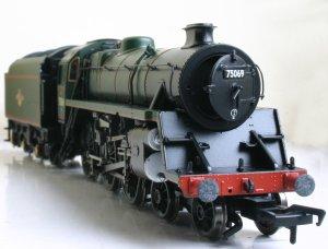 Bachmann - BR Standard 4MT 4-6-0 class - 75069 Locoyard Review (opening smokebox door)