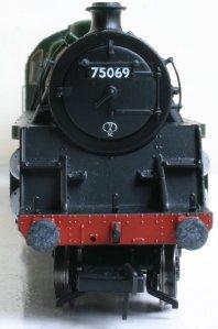 Bachmann - BR Standard 4MT 4-6-0 class - 75069 Locoyard Review (smokebox)