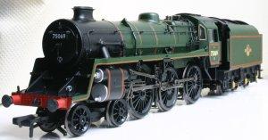 Bachmann - BR Standard 4MT 4-6-0 class - 75069 Locoyard Review