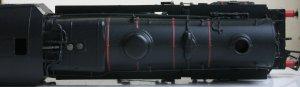 Bachmann ex-LMS Ivatt 4MT 2-6-0 43160 (overhead)