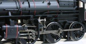Bachmann ex-LMS Ivatt 4MT 2-6-0 43160 (valve gear)