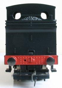 Hornby Railroad - LNER J83 - model review - 9828 (bunker)