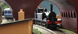 Locoyard - Hornby - A1X Terrier - Kent and East Sussex Railway - 3 Bodiam (Arches)