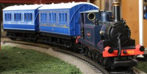 Locoyard - Hornby - A1X Terrier - Kent and East Sussex Railway - 3 Bodiam