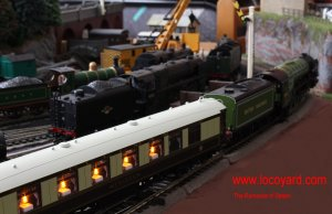 Locoyard - The Romance of Steam - Bachmann - A1 class - 60163 Tornado (Header)