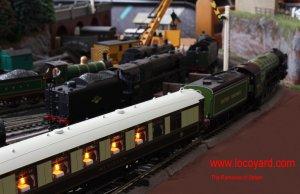 Locoyard - The Romance of Steam - Bachmann - A1 class - 60163 Tornado (Header)