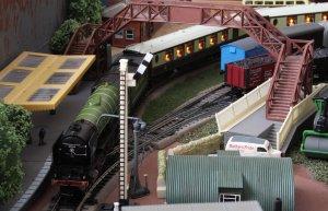 Locoyard - The Romance of Steam - Bachmann - A1 class - 60163 Tornado (Station)