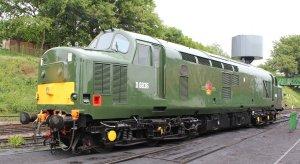 015 - 2013 - Watercress Line - Ropley - Class 37 - D6836