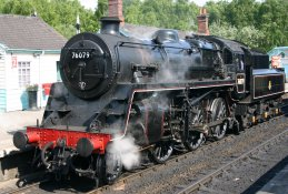 2011 - North York Moors Railway - Grosmont - 76079
