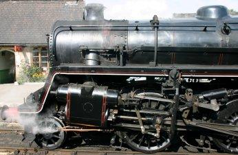 2011 - North York Moors Railway - Grosmont - 76079