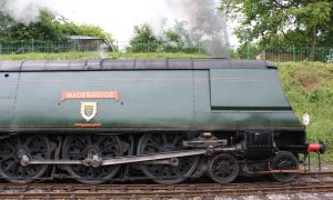2013 - Watercress Line - Ropley - Unrebuilt West Country class - 34007 Wadebridge
