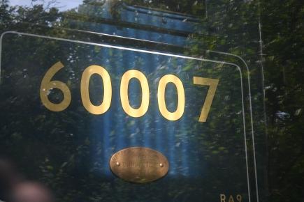 2011 - North York Moors Railway - Grosmont - Ex-LNER A4 - 60007 Sir Nigel Gresley