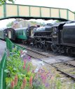 2013 - Watercress Line - Ropley - Ex-LMS Stanier Black 5 - 45379