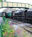 2013 - Watercress Line - Ropley - Ex-LMS Stanier Black 5 - 45379
