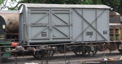 2013 - Watercress Line - Ropley - BR WGB 4134 Pallet Van