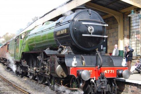 4771 Green Arrow - UK Heritage Hub