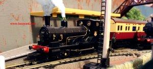 Locoyard - Dapol Kernow - Ex-LSWR - Beattie Well Tank - 30587