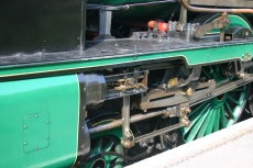 2012 Spring Steam Gala - Watercress Line - Medstead & Four Marks - 850 Lord Nelson