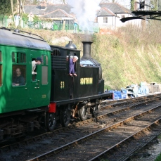 2012 Spring Steam Gala - Watercress Line - Alresford - M7 53