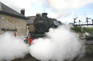 2011 - North York Moors Railway - Grosmont - 45428 Eric Treacy
