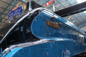 2013 National Railway Museum York - The Great Gathering - LNER A4 4464 Bittern