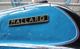 2013 National Railway Museum York - The Great Gathering - LNER A4 4468 Mallard