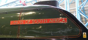 2013 National Railway Museum York - The Great Gathering - BR A4 60009 Union of South Africa