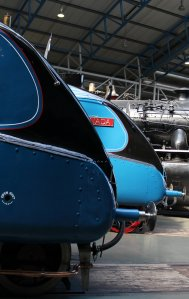 2013 National Railway Museum York - The Great Gathering - LNER A4 4468 Mallard & 4489 Dominion of Canada