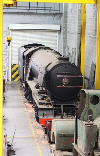 2013 National Railway Museum York - The Great Gathering - LNER A3 502 Flying Scotsman