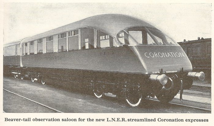 Coronation article - Railway Magazine August 1937 (Part 2)