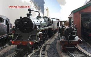 Locoyard - Bachmann BR Standard 4MT class 4-6-0 - 75069