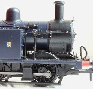 Locoyard Bachmann Jinty 3F S&DJR - 23 (detail)