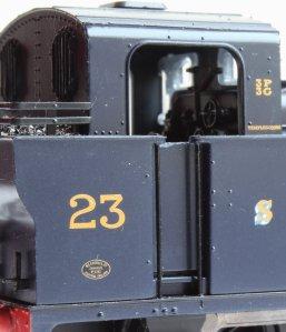Locoyard Bachmann Jinty 3F S&DJR - 23 (printing)
