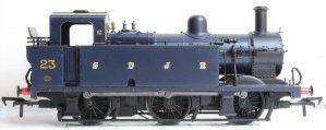 Locoyard Bachmann Jinty 3F S&DJR - 23 (Profile)