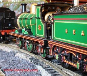 Locoyard - Bachmann SECR C class - 592