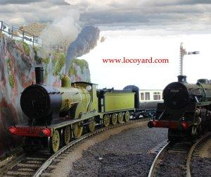 Locoyard - Hornby LSWR T9 class - 120
