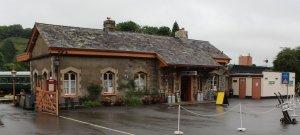 2013 South Devon Railway - Buckfastleigh - station