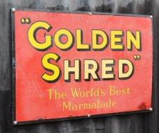 2013 South Devon Railway - Buckfastleigh - Golden Shred Poster