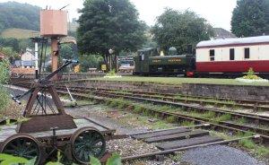 2013 South Devon Railway - Buckfastleigh - GWR 1366 Pannier Tank Class - 1369