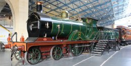 2013 National Railway Museum York - The Great Gathering - SECR D Class 4-4-0 737