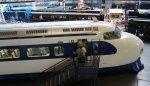 2013 National Railway Museum York - The Great Gathering - Shinkansen Japanese Bullet Train
