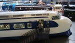 2013 National Railway Museum York - The Great Gathering - Shinkansen Japanese Bullet Train