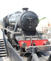 2013 National Railway Museum York - The Great Gathering - LMS Stanier 8F 48151
