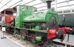 2013 National Railway Museum York - The Great Gathering - Peckett and Sons of Bristol Yorktown class - 2012 Teddy