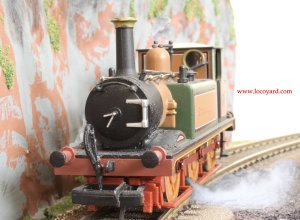 Locoyard - Dapol LBSCR A1X Terrier - 55 Stepney in steam