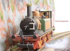 Locoyard - Dapol LBSCR A1X Terrier - 55 Stepney in steam