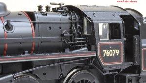 Locoyard Model Reveiw - Bachmann BR Standard 4MT class - 76079 (cab)