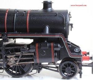 Locoyard Model Reveiw - Bachmann BR Standard 4MT class - 76079 (cylinder)