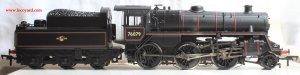 Locoyard Model Reveiw - Bachmann BR Standard 4MT class - 76079 (profile)