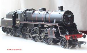 Locoyard Model Reveiw - Bachmann BR Standard 4MT class - 76079